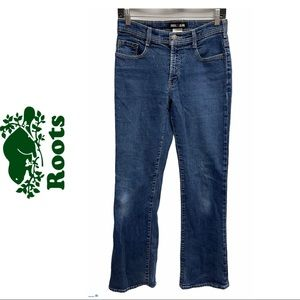 Roots High Rise Jeans